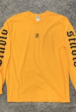 studio skate supply studio logo longsleeve tee
