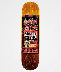 anti-hero taylor money coles 8.06 deck
