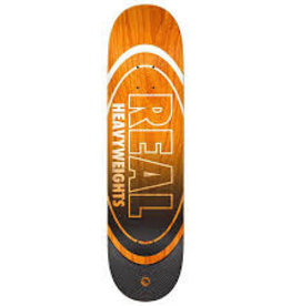 real heavyweight orange 8.25 deck
