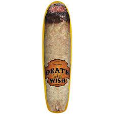 deathwish spliff cruiser 7.6 deck
