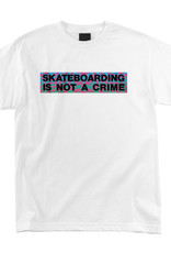 santa cruz ultra crime tee