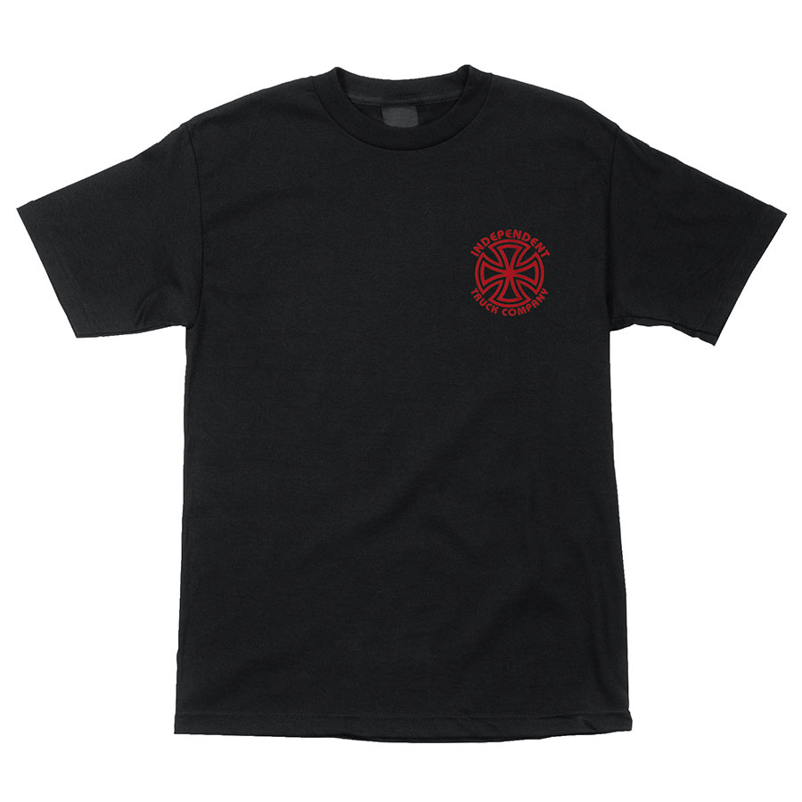 independent bauhaus cross tee