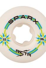 ricta 52mm sparx 99a wheels