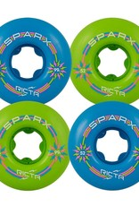ricta 52mm sparx mix up 99a wheels