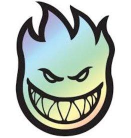 "spitfire sf sticker fireball prism 3"""