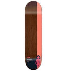 girl carroll tail block 8.37 deck