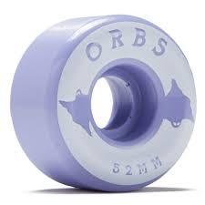 orbs 52mm orbs specters solids lavender wheels