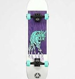 welcome skateboards maned woof complete 8.0 deck
