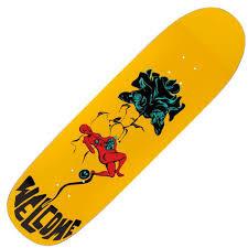 welcome skateboards lessrach on antheme 8.8 deck