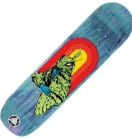 welcome skateboards mothman on bunyip 8.0 deck