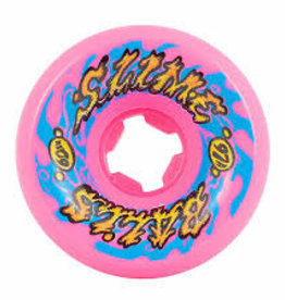 slime balls 60mm goooberz vomits pink 97a wheels