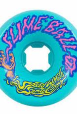 slime balls 60mm vomits teal 97a wheels