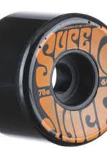 oj wheels 60mm super juice black 78a wheels