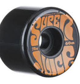 oj wheels 60mm super juice black 78a wheels