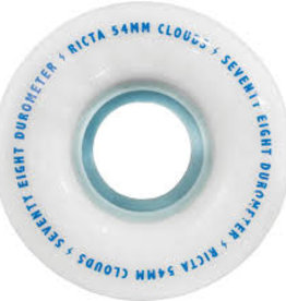 ricta 52mm clouds white 78a wheels