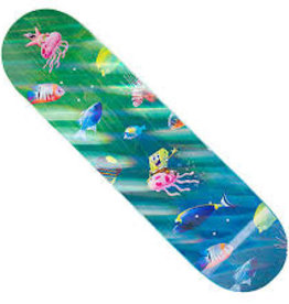 santa cruz spongebob bikini bottom 8.25 deck