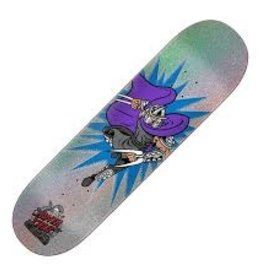 santa cruz tmnt shredder 8.0 deck