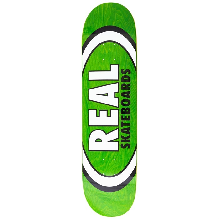 real overspray oval 8.06 deck