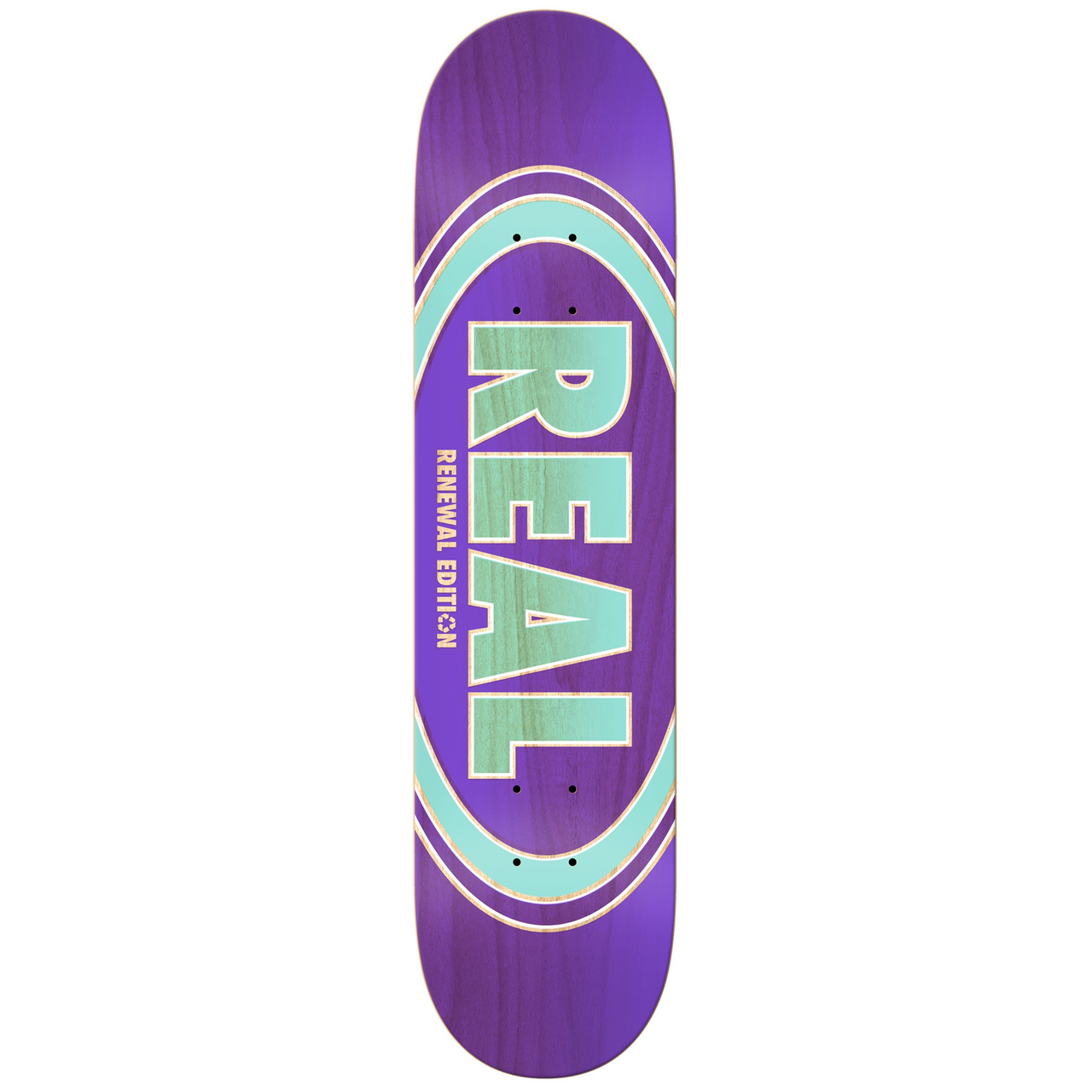 real oval duo fade pp 7.56 deck