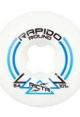 ricta 54mm rapido round 101a wheels