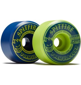spitfire f4 99 navy lime mashup conical full 56mm wheels