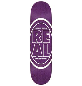 real stacked oval floral pp 7.3 deck
