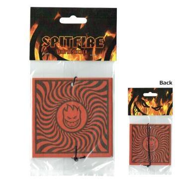 spitfire spitfire box swirl airfreshener