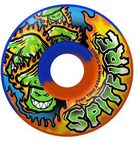 spitfire sf 99d toxic shroom swirl 55mm wheels