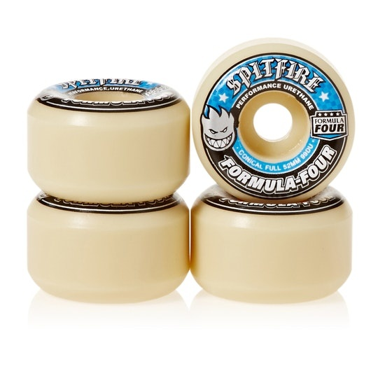 spitfire f4 99 conical full 54mm wheels