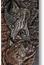 mob grip mob x wolfbat wolves 9in grip
