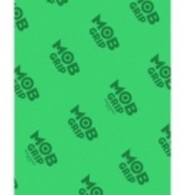 mob grip mob trans green color 9in grip