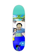 socket skateboards lovely vacation 8.5 deck