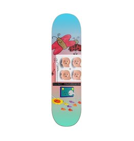 socket skateboards socket plug family 8.25 deck