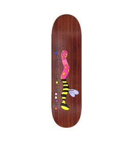 socket skateboards socket wormbee 8.0 deck