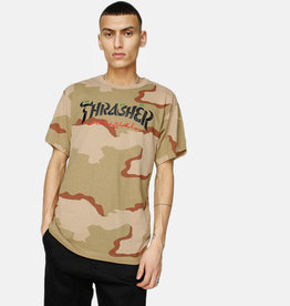 thrasher calligraphy ss tee