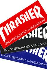 thrasher thrasher skate mag large 10inch sticker