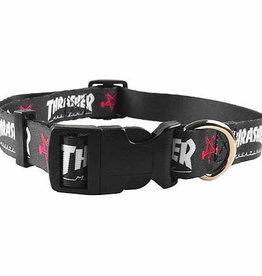 thrasher thrasher dog collar 3/4in small