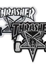 thrasher thrasher sk8 goat 4.5inch patch