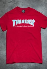 thrasher outlined ss tee