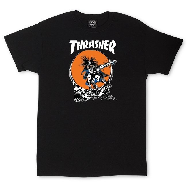 thrasher outlaw tee
