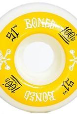 bones bones 100s v4 51mm wheels
