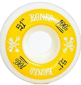 bones bones 100s v4 51mm wheels