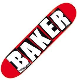 baker brand logo white 7.56 deck