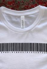 undrwrld industries barcode tee