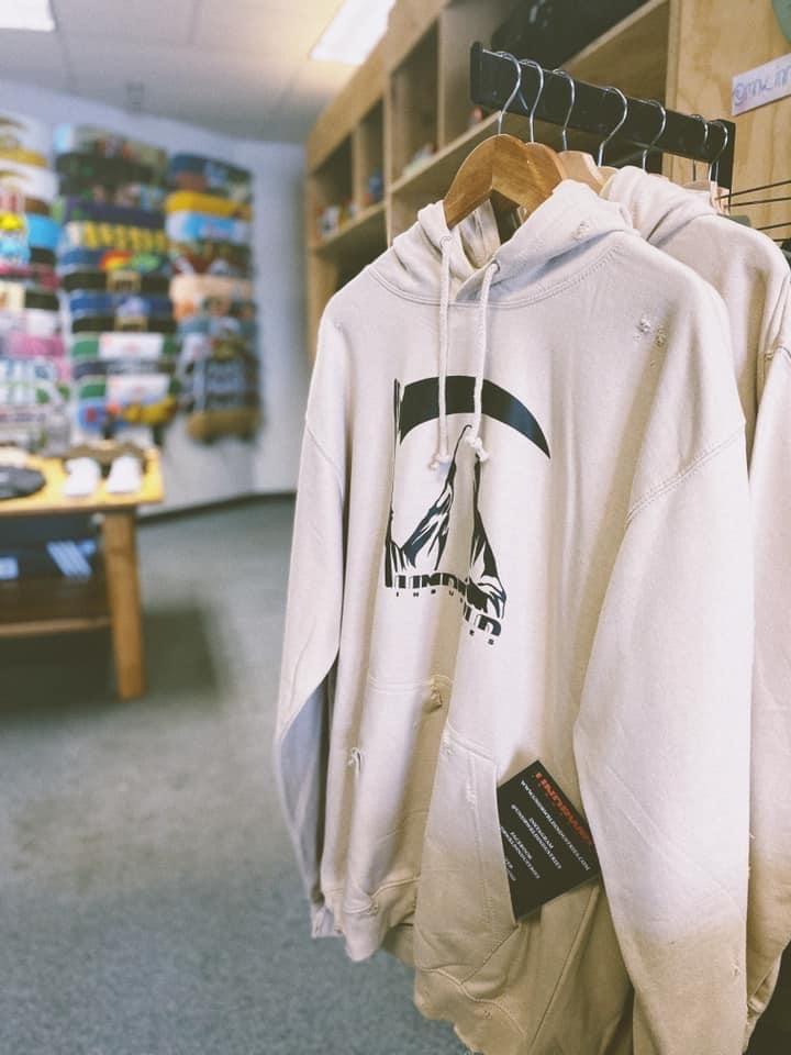 undrwrld industries reaper hoodie