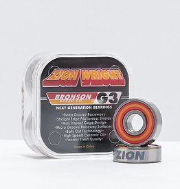 zion wright pro g3 bearings