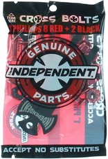independent independent phillips 1in red black hardware with tool