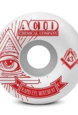 acid chemical co acid rem pyramid 53mm wheels