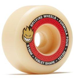 spitfire f4 101 tablets natural 53mm wheels