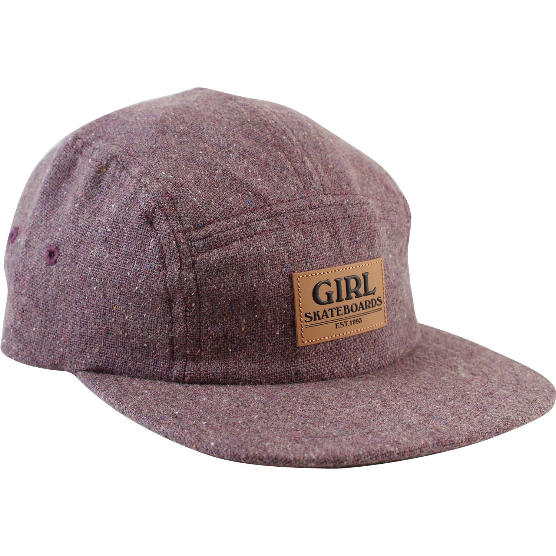 girl girl broadway camper hat